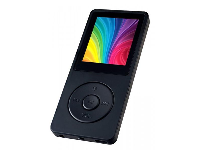 Плеер Perfeo Music Neo VI-M012-4GB Black Выгодный набор + серт. 200Р!!! плеер perfeo vi m001 music clip titanium purple