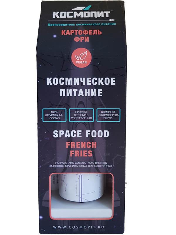 Сухой паек Космопит Картофель фри 165г ГПШ0139 фото