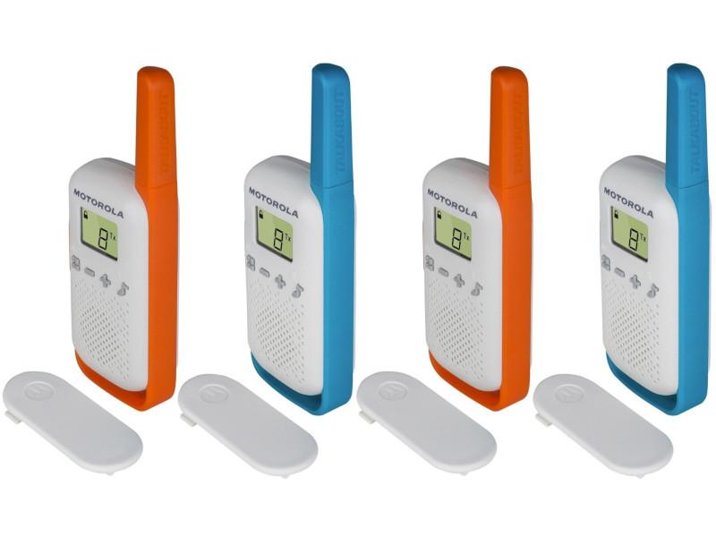 Рация Motorola T42 Quad