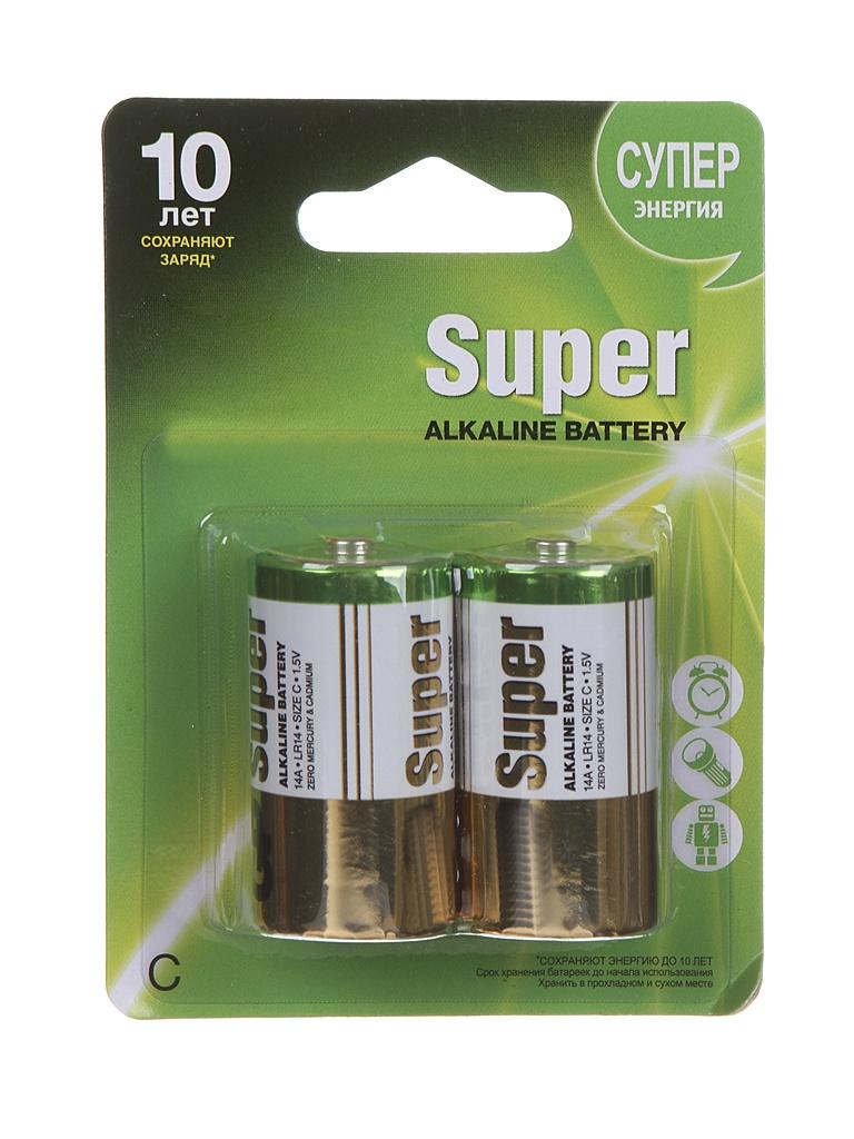 Батарейка C - GP 14A-2CR2 (2 штуки)