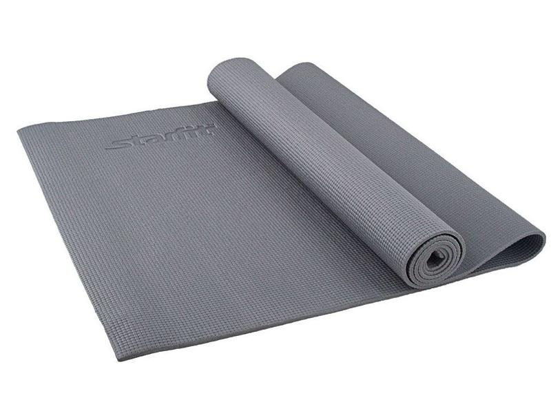 Коврик Starfit FM-101 PVC 173x61x0.5cm Grey УТ-00008833
