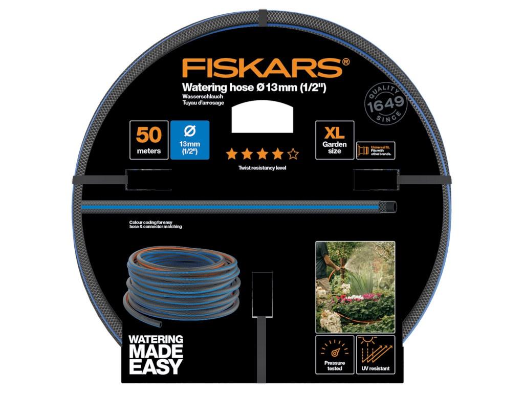 Шланг Fiskars 13mm 1/2 50m 1027106