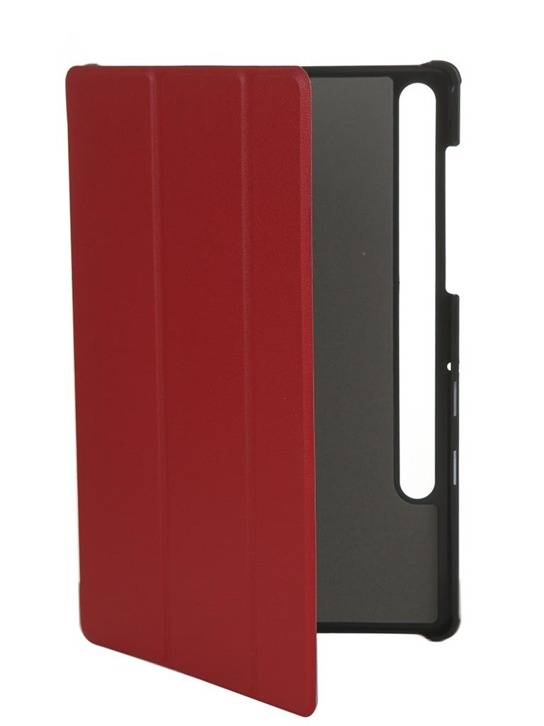 Чехол Fasion Case для Samsung Galaxy Tab S6 10.5 SM-T860 Red 24795