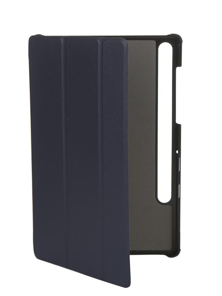 Чехол Fasion Case для Samsung Galaxy Tab S6 10.5 SM-T860 Blue 26927