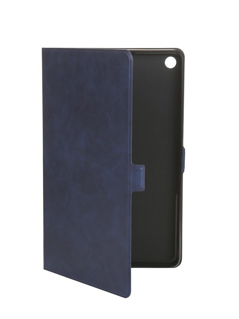 Чехол Fasion Case для Xiaomi MiPad 4 Plus Dark Blue 28099