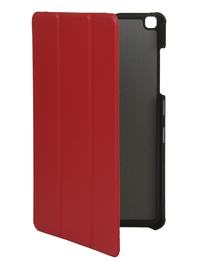 Чехол Fasion Case для Samsung Galaxy Tab E 8.0 T295 Red 02094