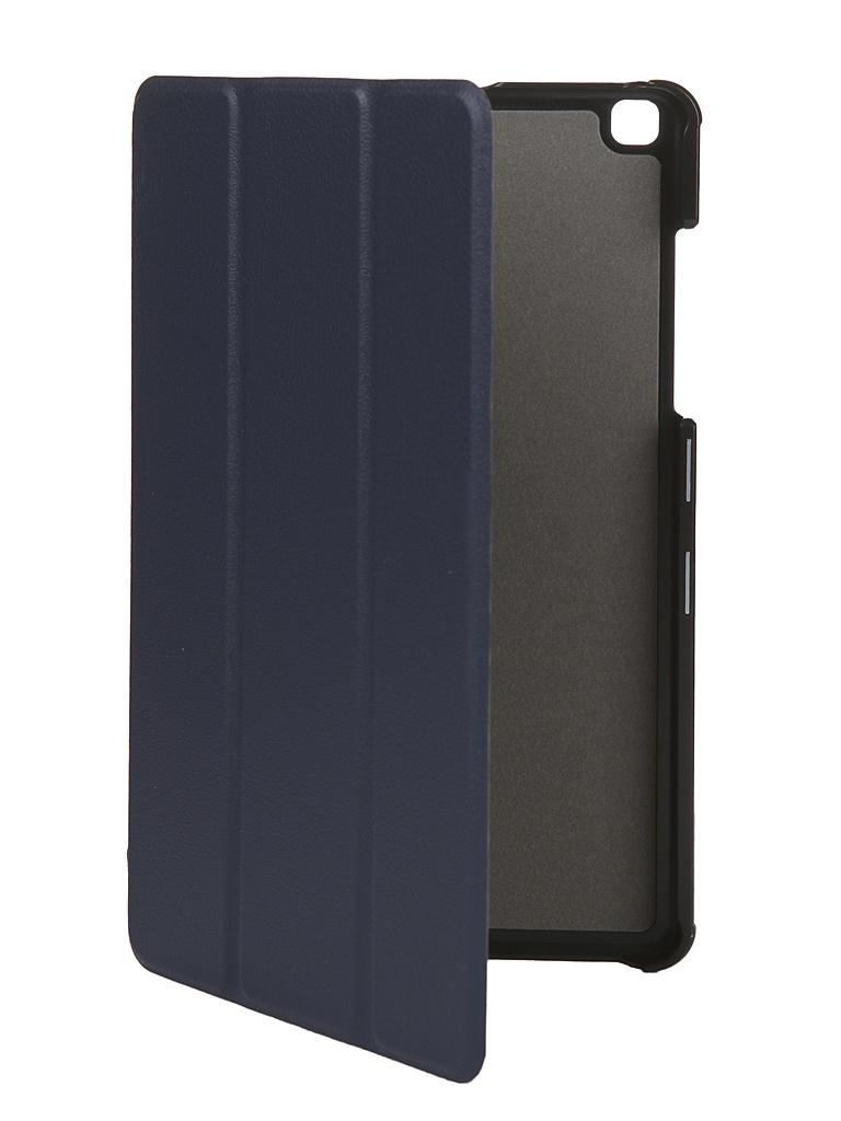 Чехол Fasion Case для Samsung Galaxy Tab E 8.0 T295 Dark Blue 02105