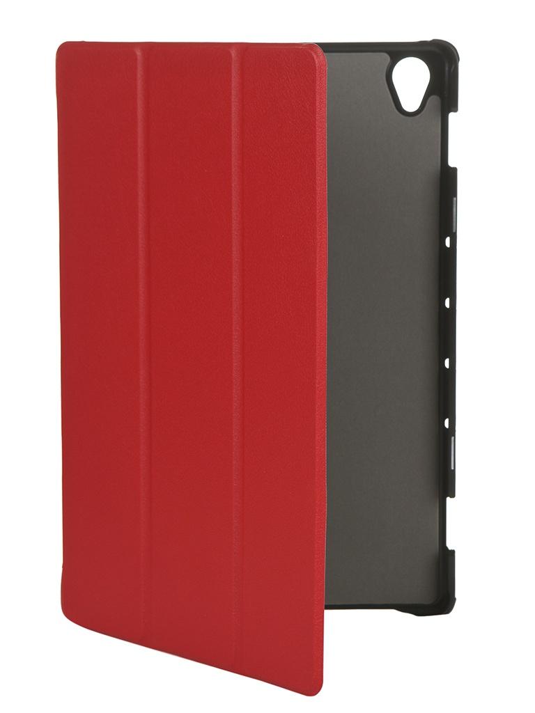 Чехол Fasion Case для Huawei Mediapad M6 10.8 Red 03022