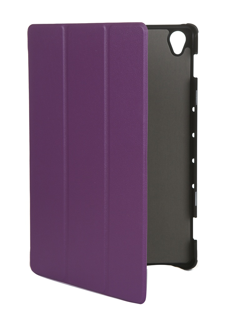 Чехол Fasion Case для Huawei Mediapad M6 10.8 Purple 02849