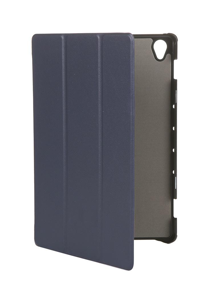 Чехол Fasion Case для Huawei Mediapad M6 10.8 Blue 02892