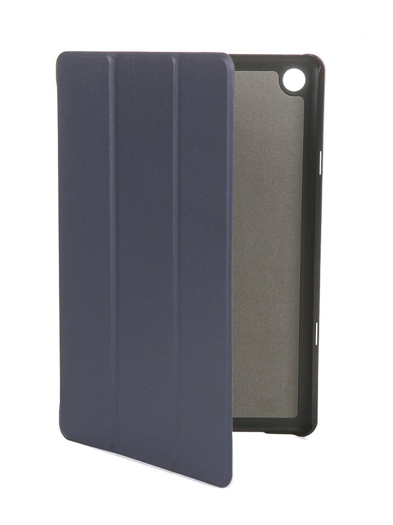 Чехол Fasion Case для Huawei Mediapad M5 Lite 10.1 Blue 27315