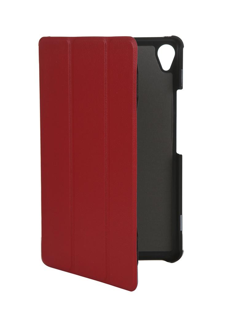 Чехол Fasion Case для Huawei MediaPad M6 8.4 Red 06335