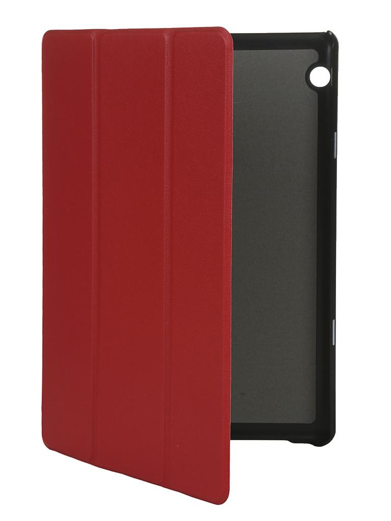 Чехол Fasion Case для Huawei MediaPad T5 10.0 Red 27320