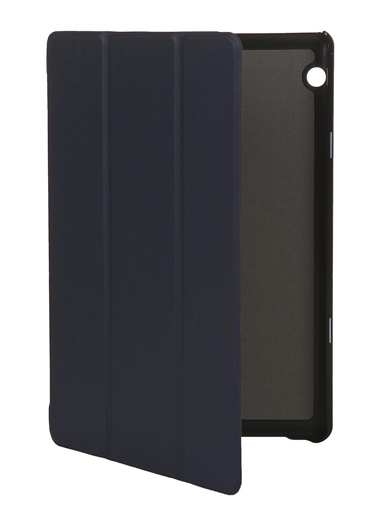 Чехол Fasion Case для Huawei MediaPad T5 10.0 Blue 27319