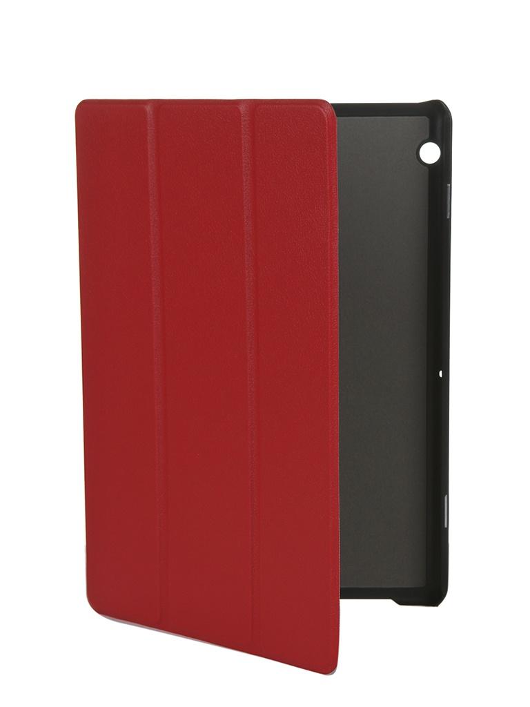 Чехол Fasion Case для Huawei MediaPad T3 10.0 Red 21290