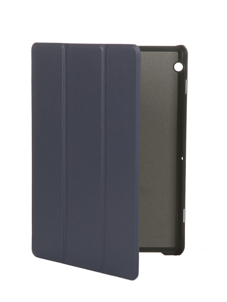 Чехол Fasion Case для Huawei MediaPad T3 10.0 Dark Blue 21299