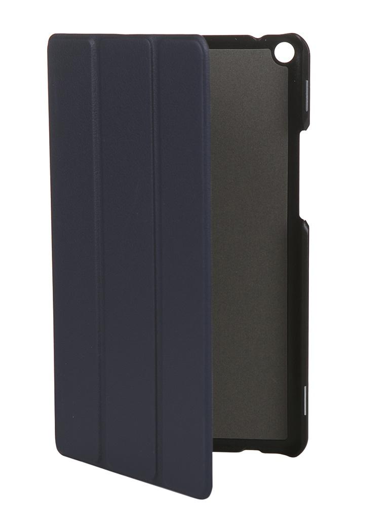 Чехол Fasion Case для Huawei MediaPad T3 8.0 Dark Blue 21281