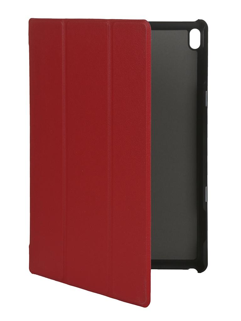 Чехол Fasion Case для Lenovo Tab E10 10.1 TB-X104L Red 02087