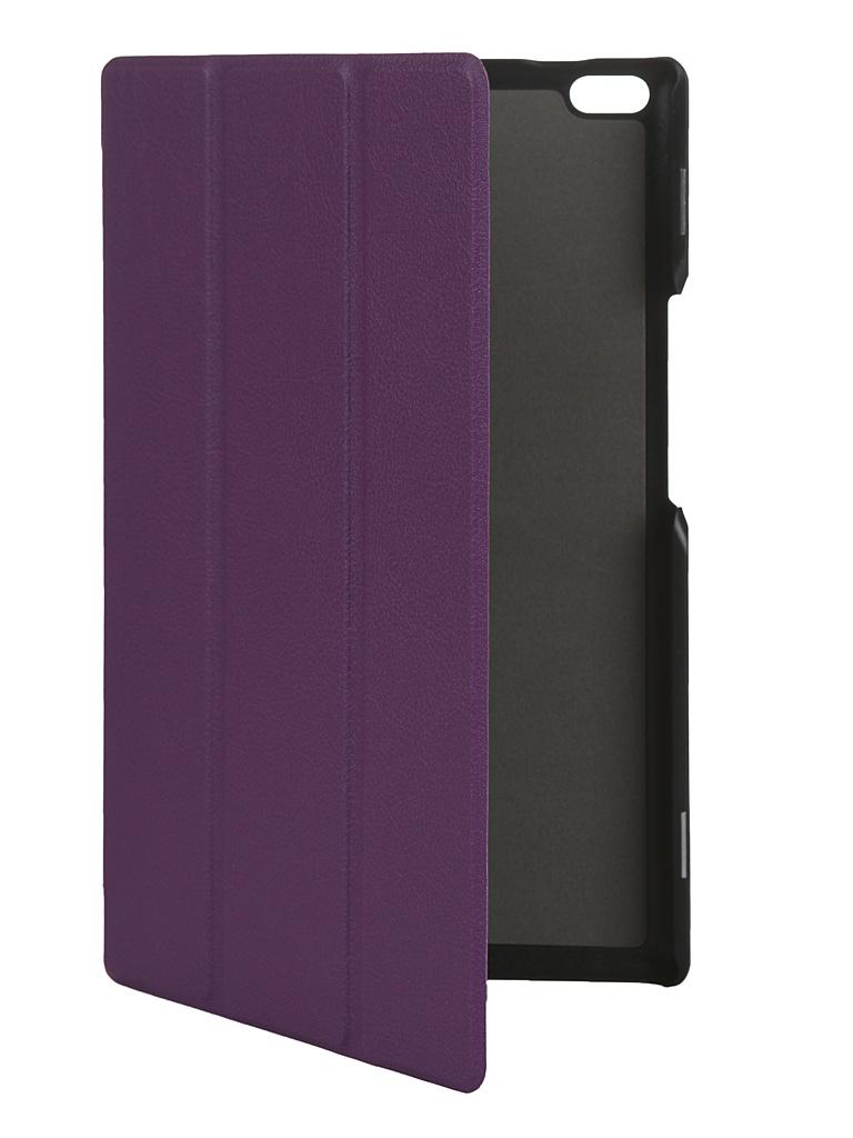 Чехол Fasion Case для Lenovo Tab 4 8.0 TB-8504F Purple 21922