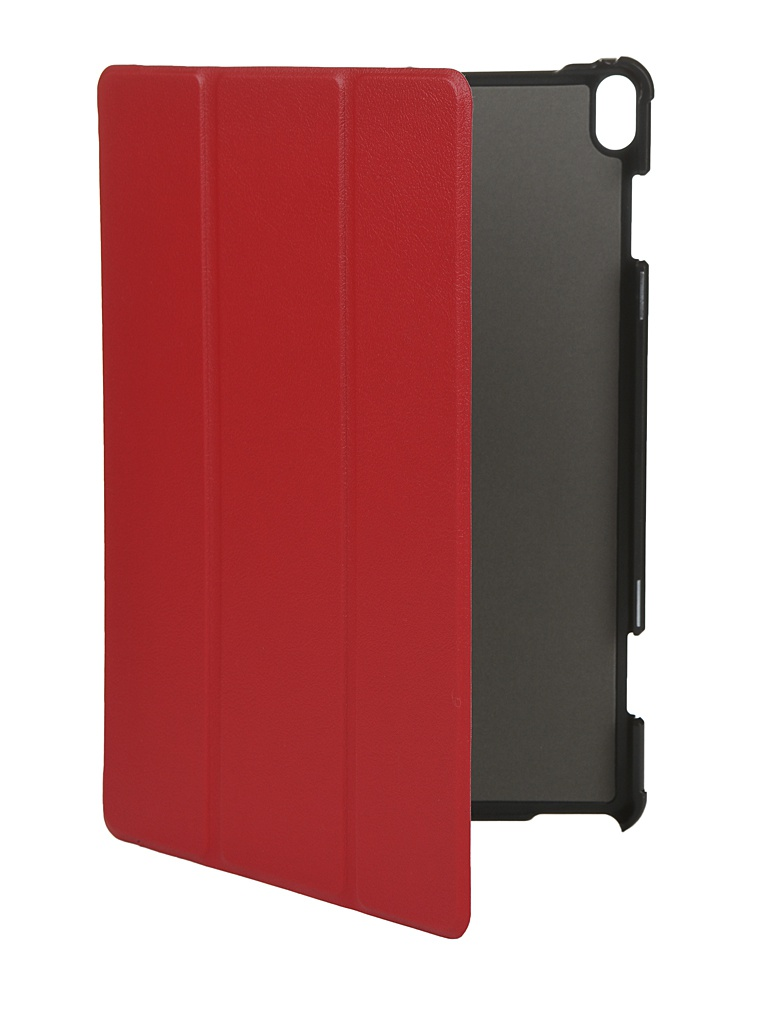 Чехол Fasion Case для Lenovo Tab P10 10.0 TB-X705F Red 03056