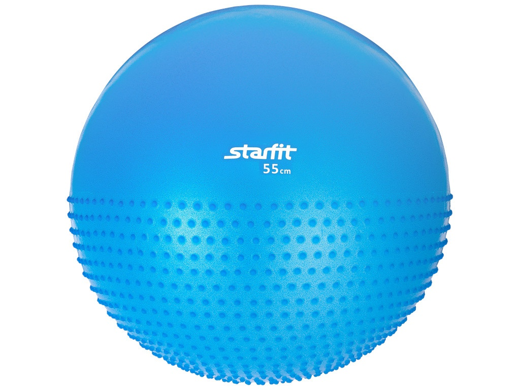 Мяч Starfit GB-201 55cm Blue УТ-00008868