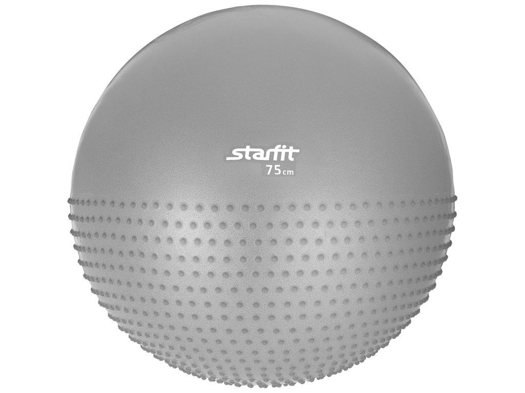 Мяч Starfit GB-201 75cm Grey УТ-00007202