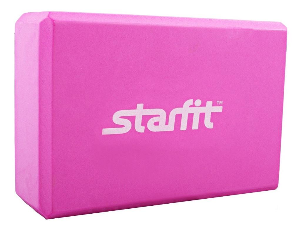 Блок для йоги Starfit FA-101 Pink УТ-00008668