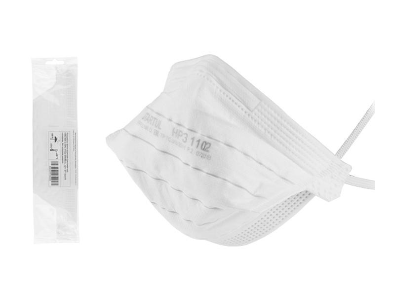 Защитная маска Рос НРЗ-1102 класс защиты FFP2 (до 12 ПДК)