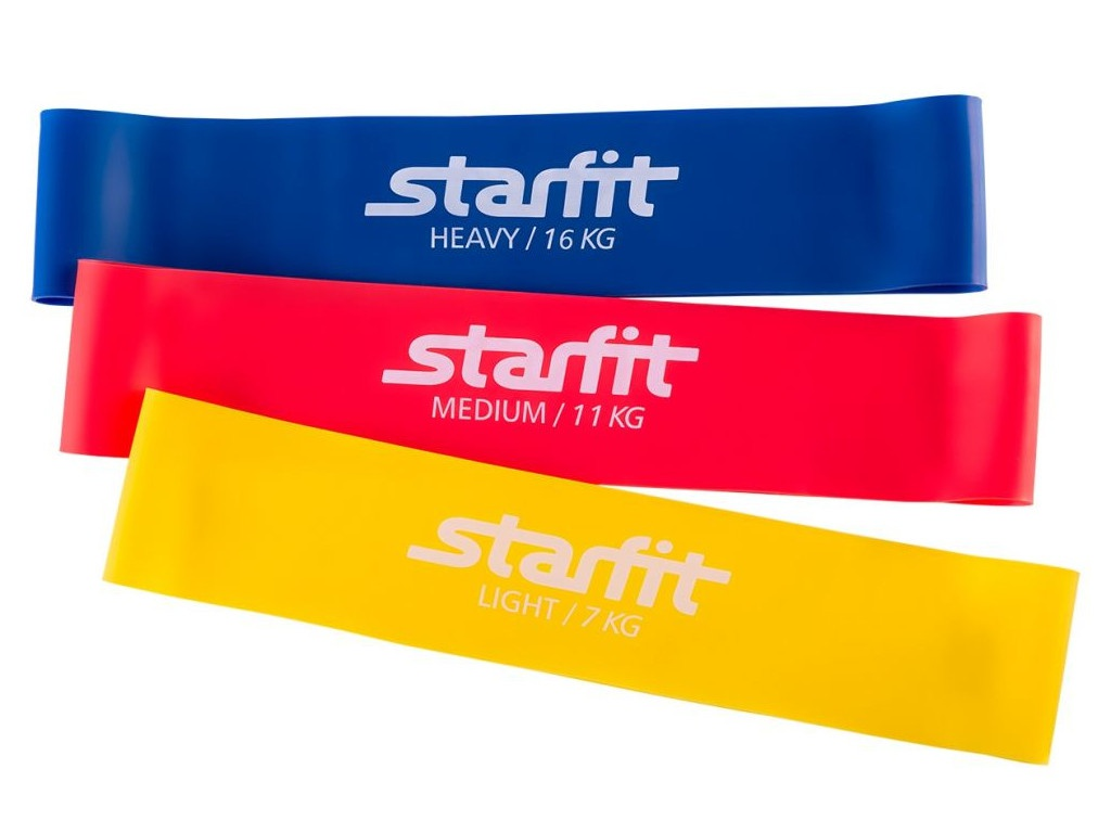 Эспандер Starfit ES-203 Комплект УТ-00012915