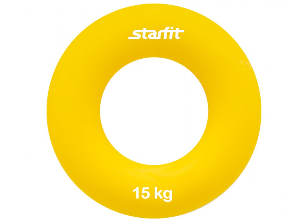 Эспандер Starfit ES-403 15kg d-7cm Yellow УТ-00015542