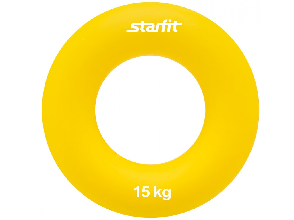 Эспандер Starfit ES-404 15kg d-8.8cm Yellow УТ-00015544