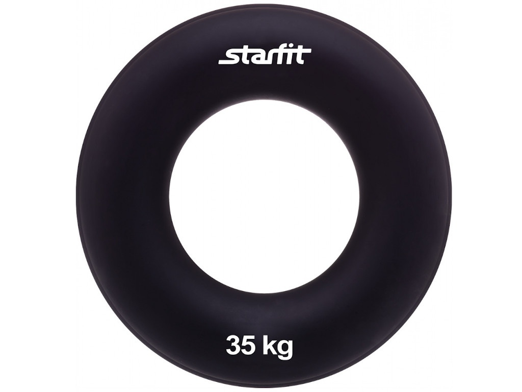 Эспандер Starfit ES-404 35cm d-8.8cm Black УТ-00015548