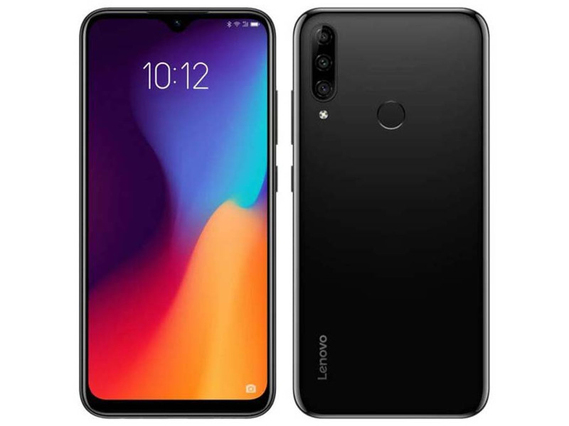 Сотовый телефон Lenovo K10 Plus 64Gb Black сотовый