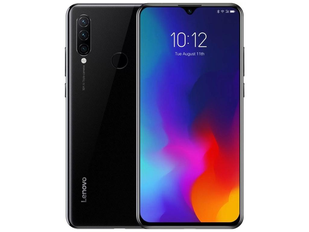 Сотовый телефон Lenovo K10 Note 6/128Gb Black сотовый