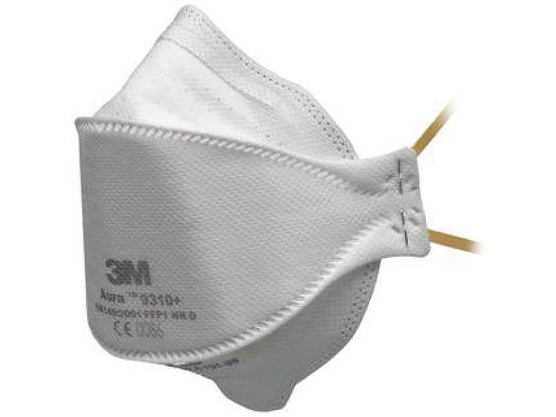 Защитная маска 3M Aura 9310+ класс защиты FFP1 (до 4 ПДК) 7000034718