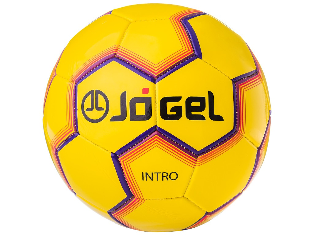 Мяч Jogel JS-100 Intro №5 Yellow УТ-00011391