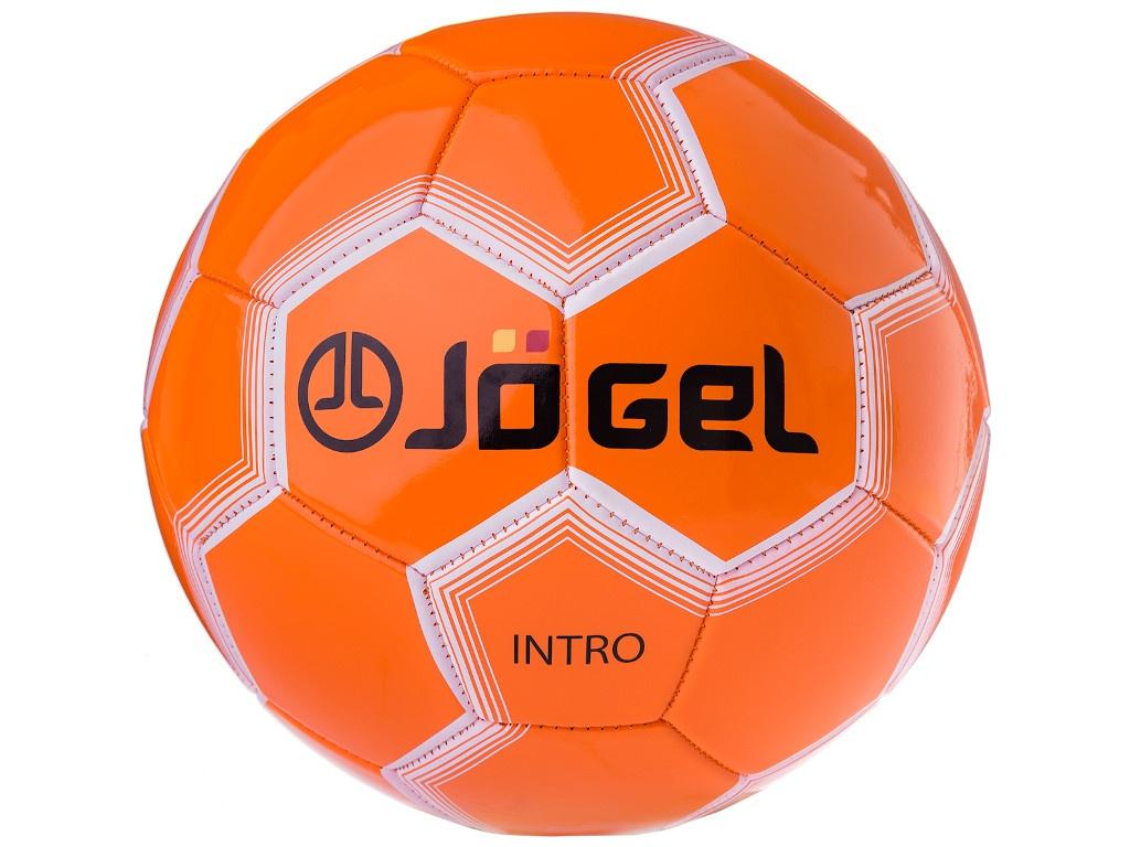 Мяч Jogel JS-100 Intro №5 Orange УТ-00011389