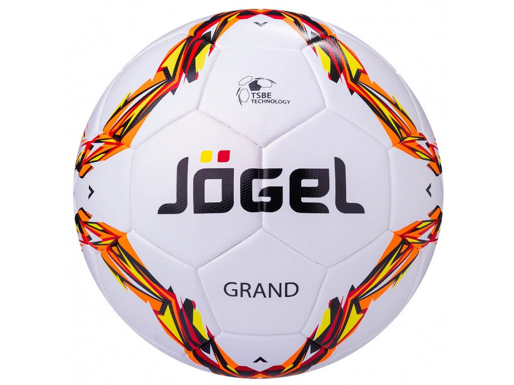 Мяч Jogel JS-1010 Grand №5 White УТ-00012826