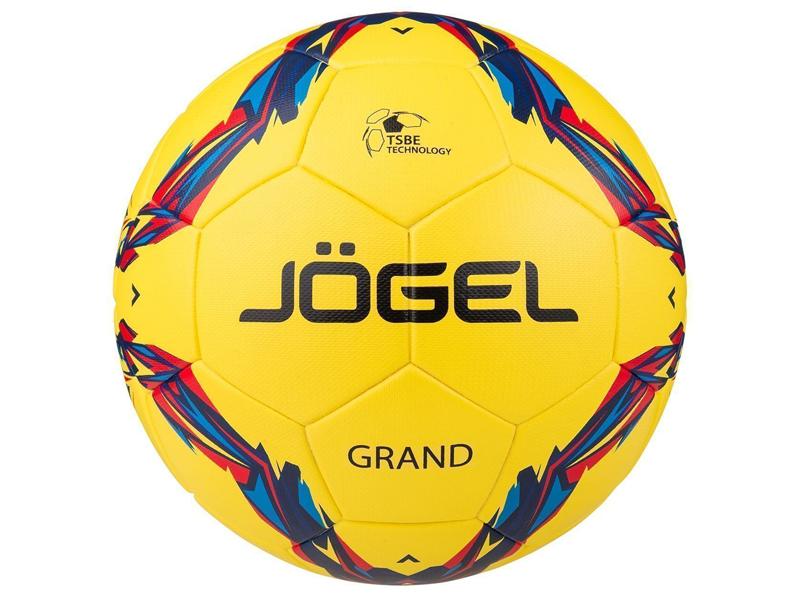 Мяч Jogel JS-1010 Grand №5 Yellow УТ-00015438