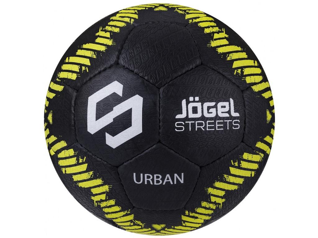Мяч Jogel JS-1110 Urban №5 Black УТ-00012391