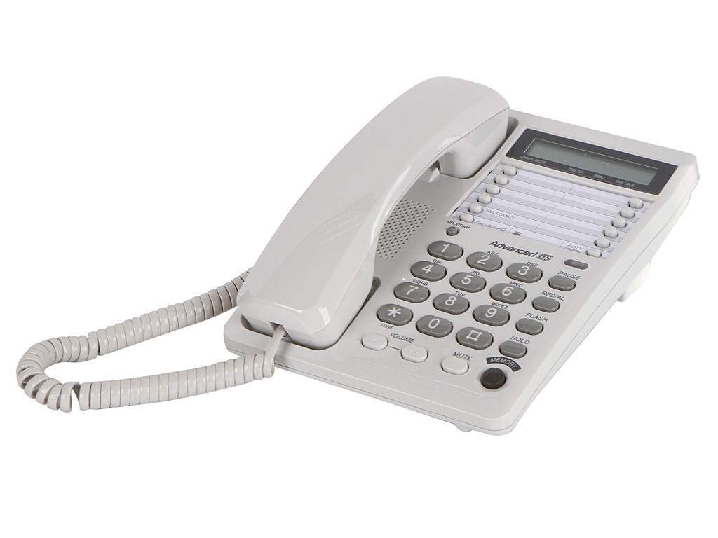 Zakazat.ru: Телефон Panasonic KX-TS2362RUW