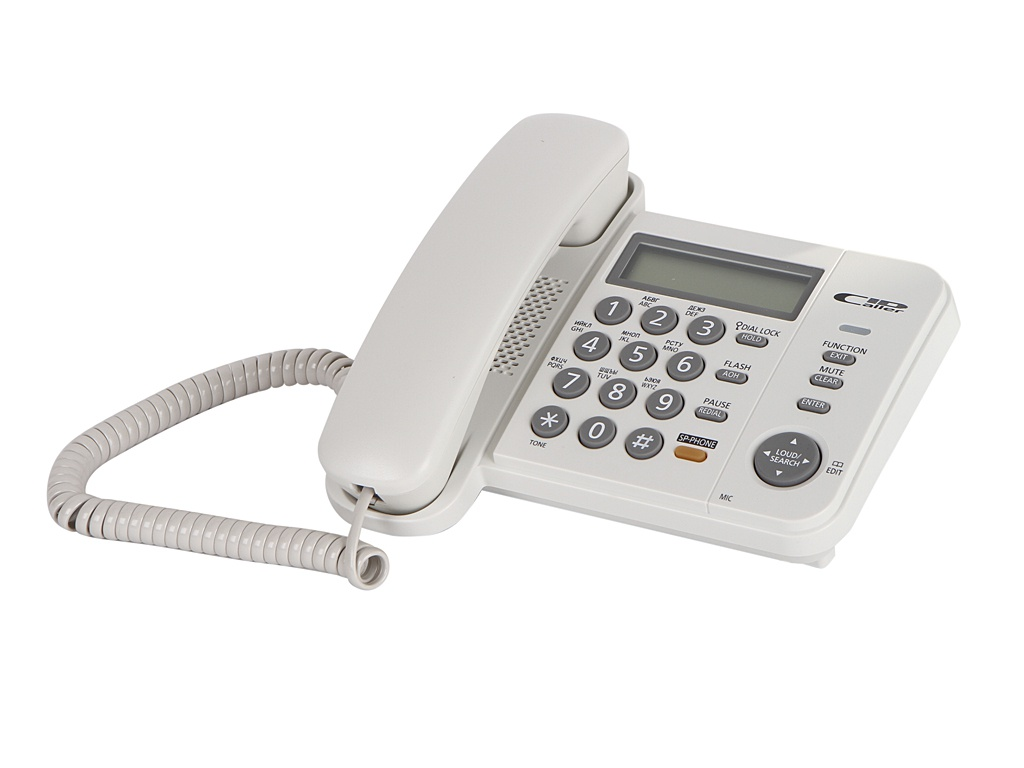 Zakazat.ru: Телефон Panasonic KX-TS2358RUW
