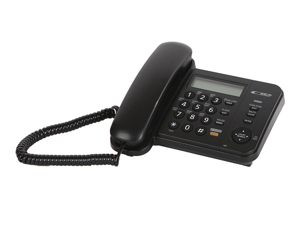 Телефон Panasonic KX-TS2358RUB