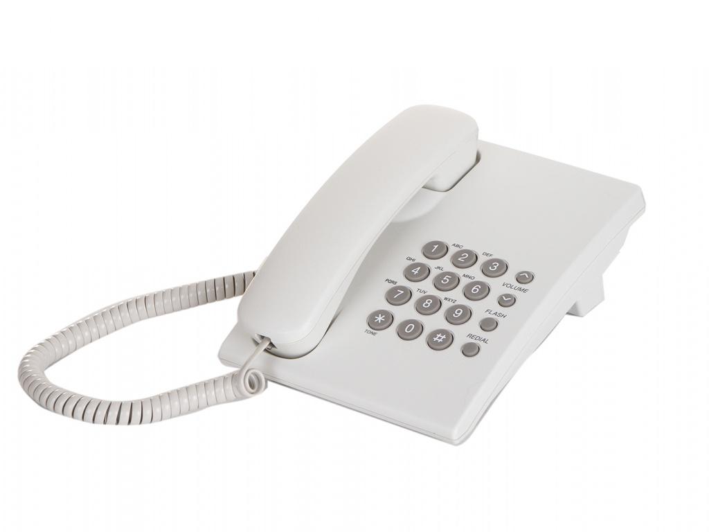 Zakazat.ru: Телефон Panasonic KX-TS2350RUW