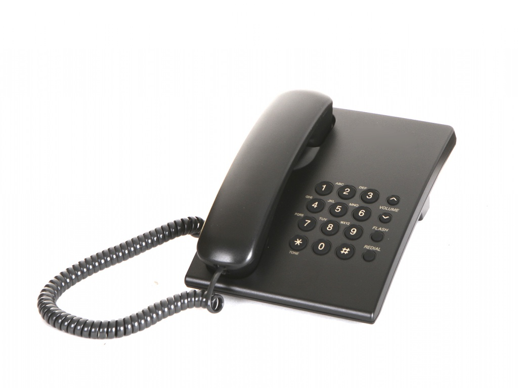 Zakazat.ru: Телефон Panasonic KX-TS2350RUB