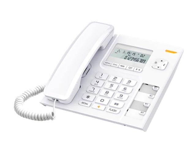 Телефон Alcatel T56 White