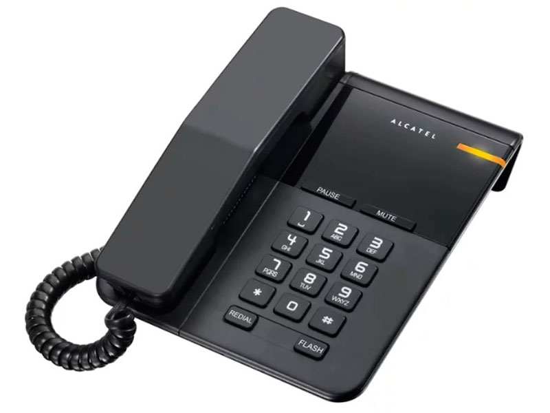 Телефон Alcatel T22 Black