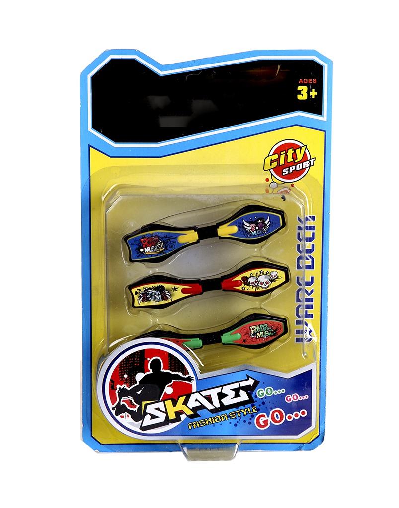Настольная игра Sbego Finger Sport Скейт + брелок 81 7281