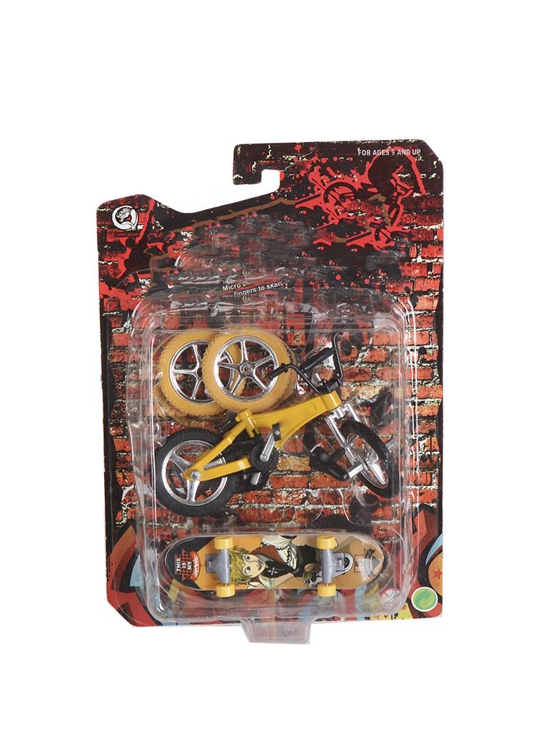 Настольная игра Sbego Finger Sport Скейт + Bike 60A 0360A