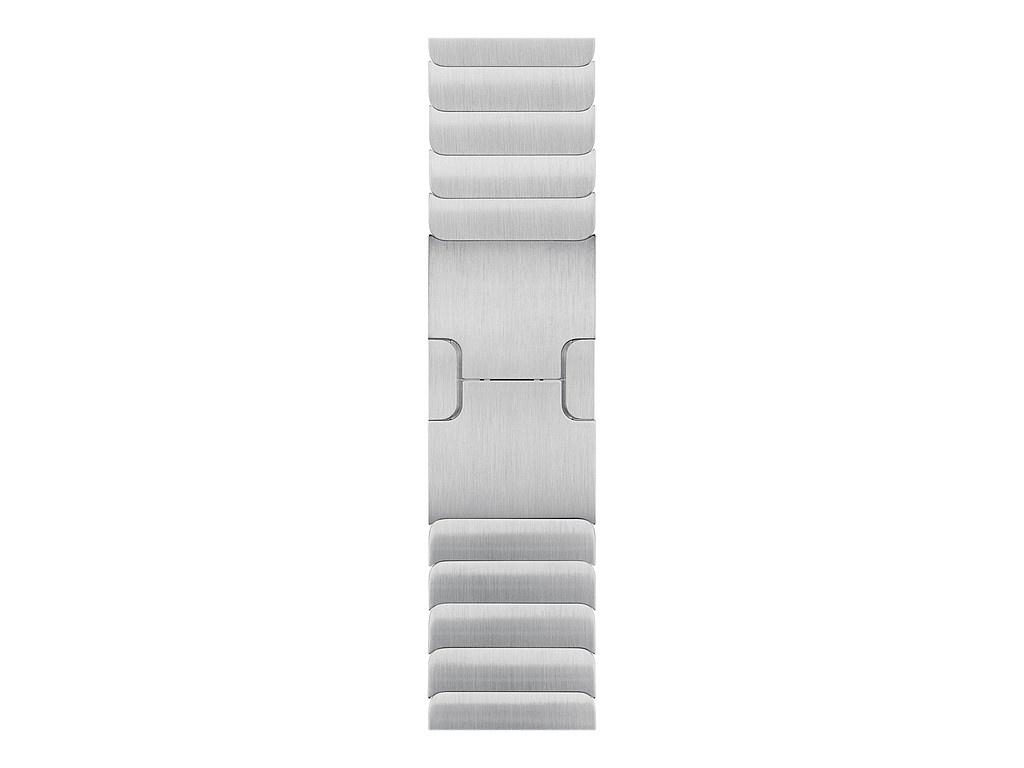 Аксессуар Ремешок Devia Belt Elegant Series Link Bracelet для Apple Watch 38/40mm Silver 27813